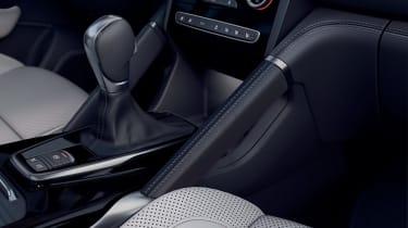 Renault Koleos facelift - centre console