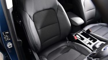 Ford Kuga seats