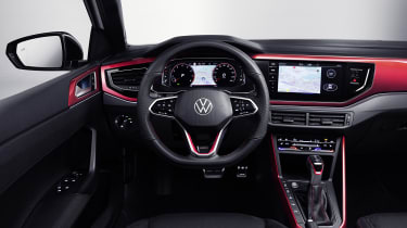 2021 Volkswagen Polo GTI - cockpit