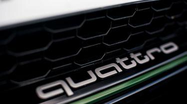 Audi quattro all-wheel drive