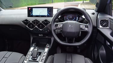 DS 3 Crossback E-Tense SUV interior
