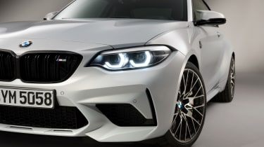 BMW M2 Competition front detail
