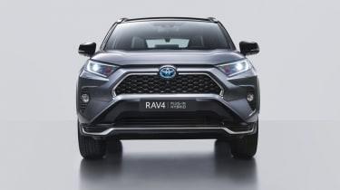 Toyota RAV4 Plug-in Hybrid front end