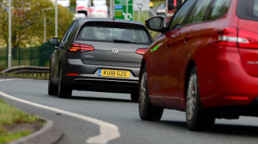 VW e-golf cornwall to scotland