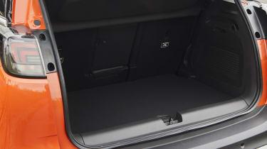 2021 Vauxhall Crossland SUV - bootspace