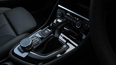BMW 2 Series Active Tourer MPV centre console