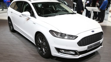 If you want an extra dose of practicality with your luxury, the Mondeo Vignale is available as an estate, too