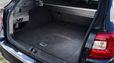 Subaru Outback - boot