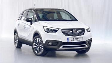 Vauxhall Crossland X will replace the Meriva MPV