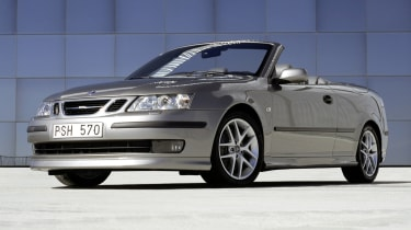 The Saab 9-3 Convertible was a stylish and comfortable cruiser that could easily be used every day.