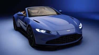 2020 Aston Martin Vantage Roadster - front 3/4 view