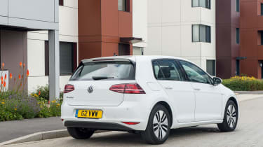 But its range is shorter than most other models here - just 115 miles