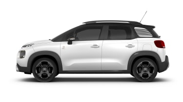 Citroën C3 Aircross Origins - side view