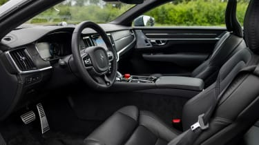 2019 Polestar 1 prototype - interior