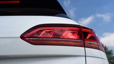 Volkswagen Touareg SUV rear lights