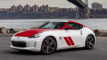 Nissan 370Z 50th Anniversary Edition - front quarter