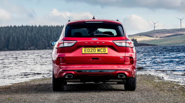 Ford Kuga Plug-in Hybrid rear static