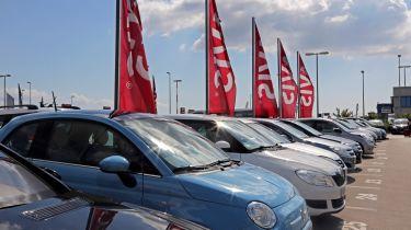 E8AJCX Athens Greece Athens International Airport Avis Rental Cars