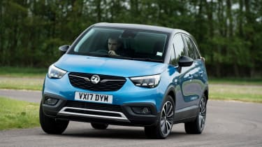 It's based on the Peugeot 2008, and is priced similarly to the Vauxhall Astra hatchback