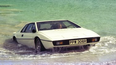 Lotus Esprit – 007: The Spy Who Loved Me