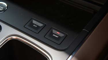 Citroen C5 Aircross SUV driving modes