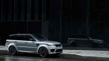 Range Rover Sport HST special edition city quarter