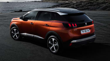 Expect the 3008 to be popular between Iceland and the Isle of Wight