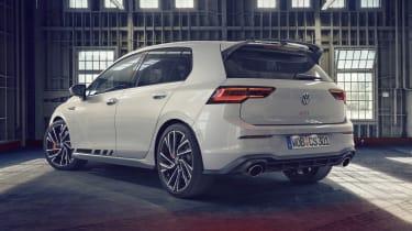 2020 Volkswagen Golf GTI Clubsport - rear 3/4 static