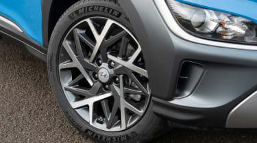 Hyundai Kona SUV alloy wheels