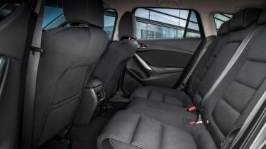 Mazda6 Tourer rear seats