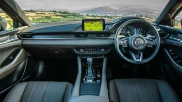 Mazda6 interior