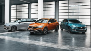 2020 Fiat Tipo, Cross, City Life and Life models