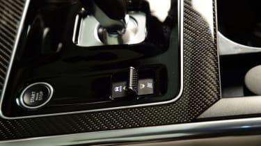 2019 Jaguar XE - switchgear