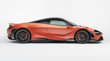 McLaren 765LT side