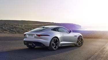 A limited edition model called the 400 Sport with 395bhp has been launched to celebrate the updated F-Type.