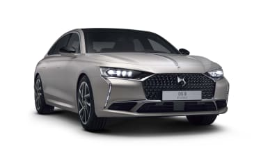 2020 DS 9 E-Tense - static front 3/4