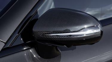 Mercedes-AMG E 53 Coupe carbon-fibre mirror caps