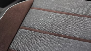 SEAT Tarraco SUV seat upholstery