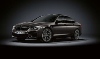BMW M5 Edition 35 Years static