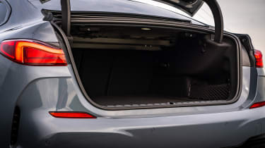 BMW 2 Series Gran Coupe saloon boot