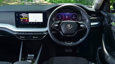 2020 Skoda Octavia Estate - interior