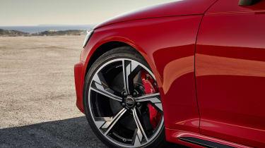 Audi RS4 Avant alloy wheel