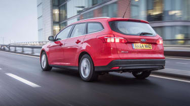 If you spend most of your time on the motorway, the 1.5-litre TDCi returns up to 74mpg