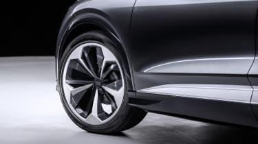 Audi Q4 Sportback e-tron alloy wheel