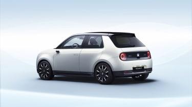 Honda e Prototype r - rear