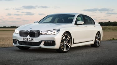 The 7 Series is more involving to drive than the Mercedes S-Class, though it's not quite as luxurious