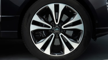 Range Rover Fifty alloy wheel