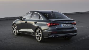 2020 Audi A3 Saloon - rear 3/4 static