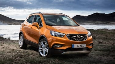 The Mokka X comes with two new engines; a 1.6-litre 'Whisper' diesel, as well as a new 151bhp turbocharged 1.4-litre petrol.