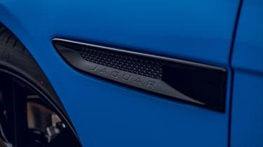 Jaguar XE Reims Edition side strake